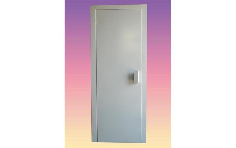 porta ascensore cieca