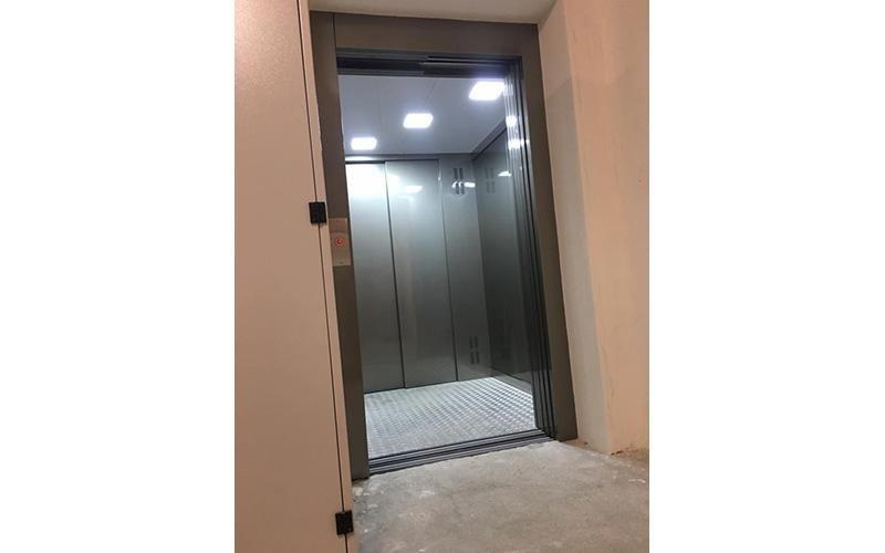 vendita ascensori oleodinamici in taglia