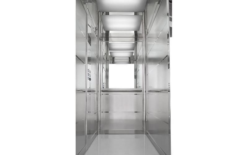 ascensore Clio