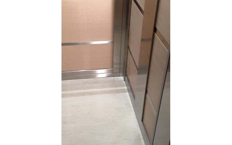 ascensori con porta panoramica
