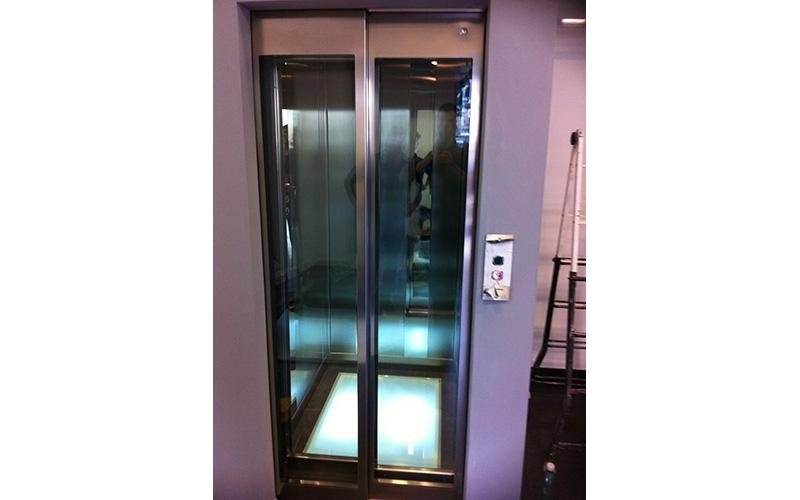 porta automatica ascensore