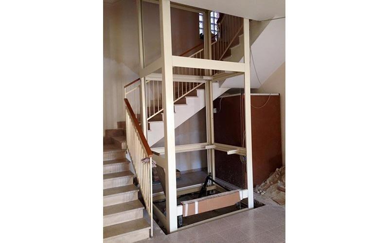installazione e montaggio ascensori