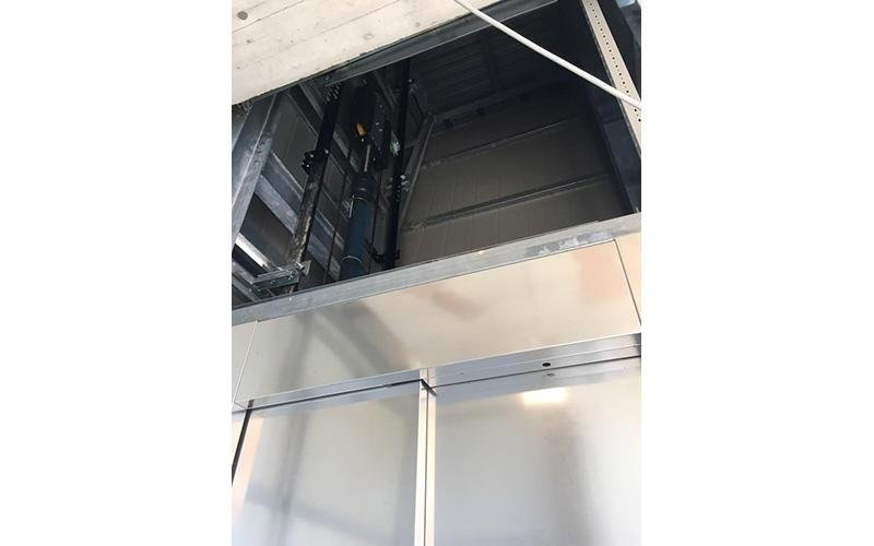 costruzione ascensori