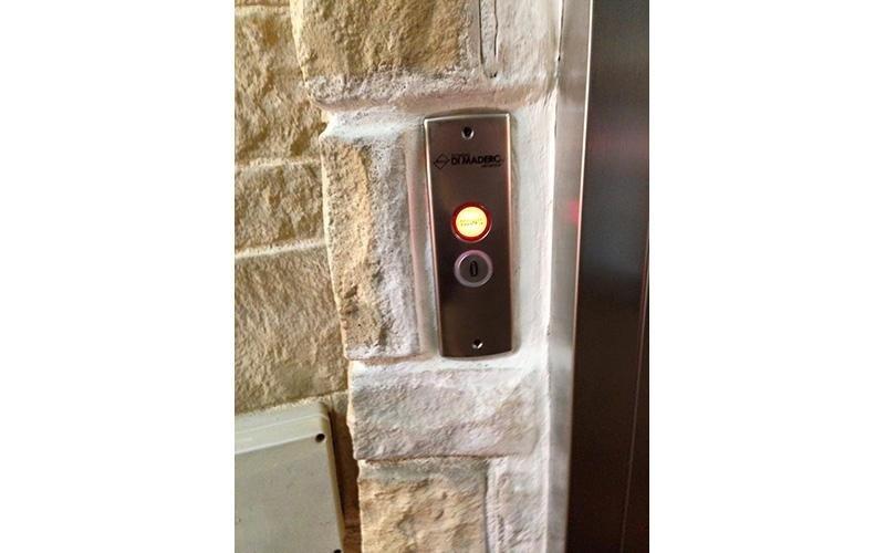 ascensore automatico su misura