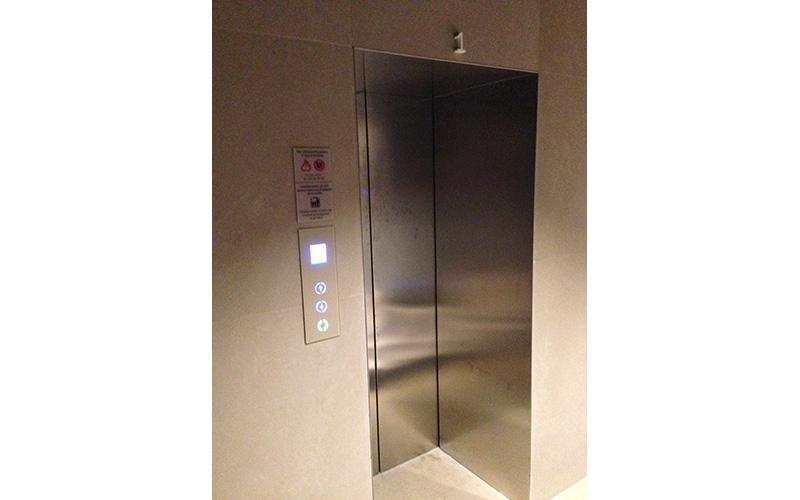 allestimenti ascensori