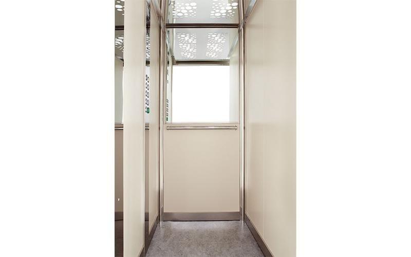 ascensore Dafne