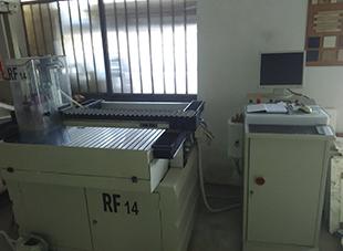 impianto codice RF14