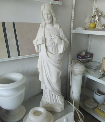 statua di gesu cristo