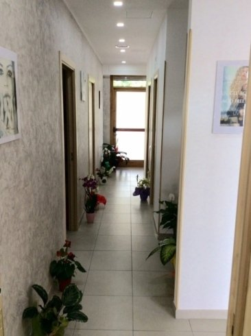 Corridoio centro