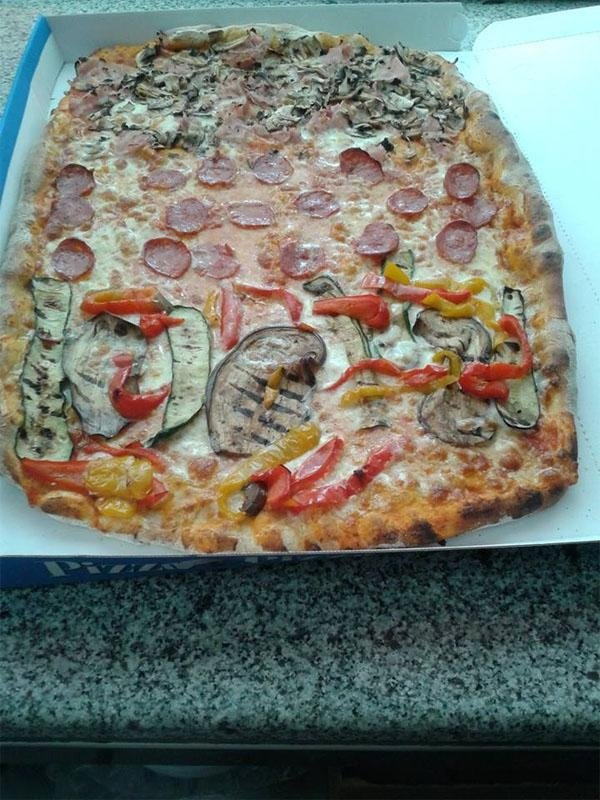 pizza multigusto