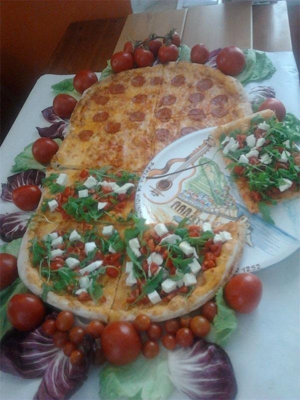 pizza fuori