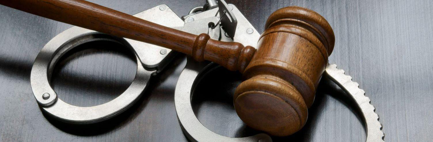 Symbol for criminal law in O'Fallon, MO