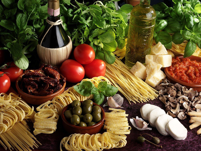 ingredienti tipici locali