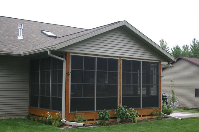 Porch Enclosures Screen Rooms Screened