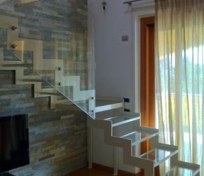 scale e parapetti per scale