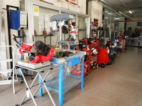 Macchine per officine meccaniche