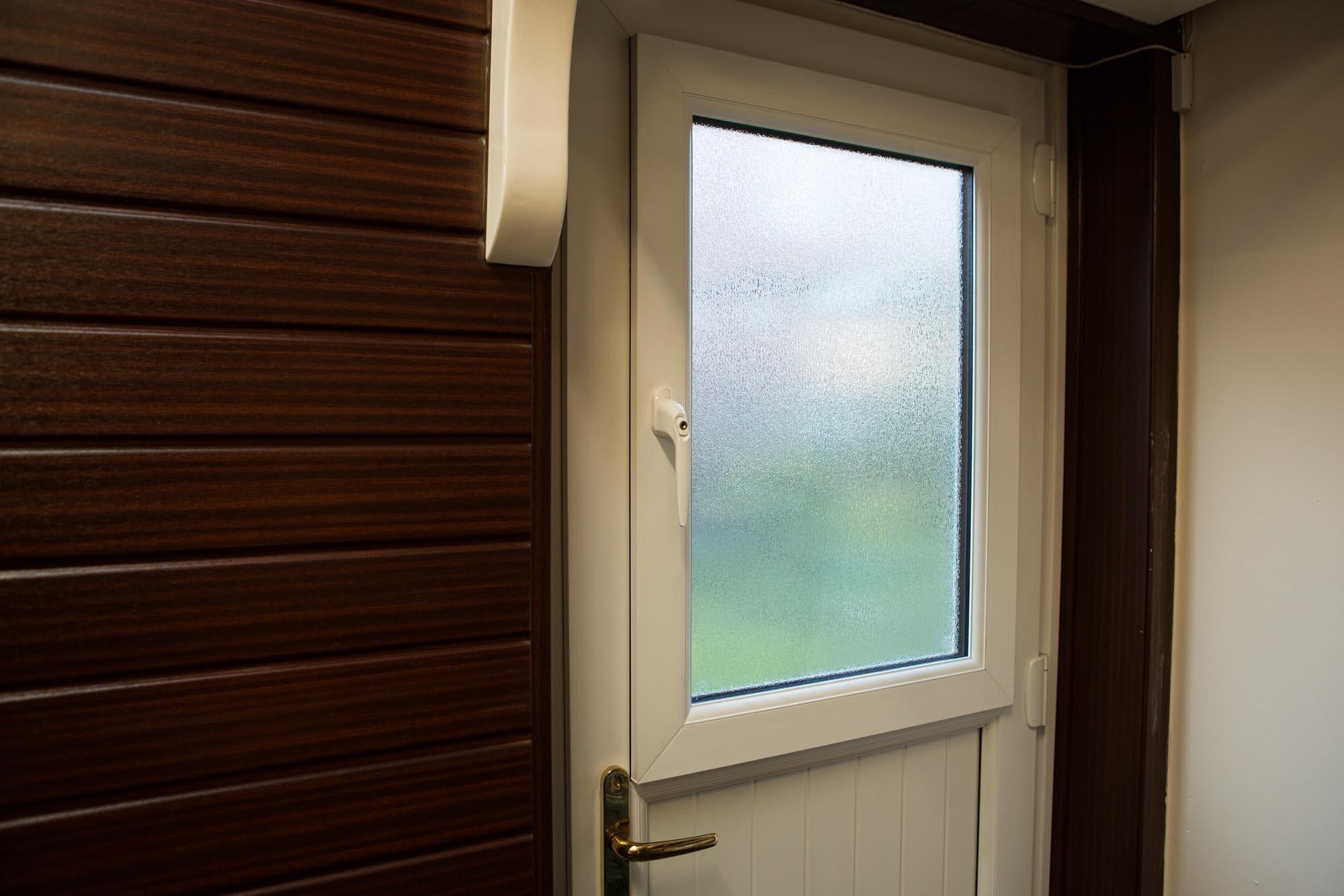 View of a Stable Door