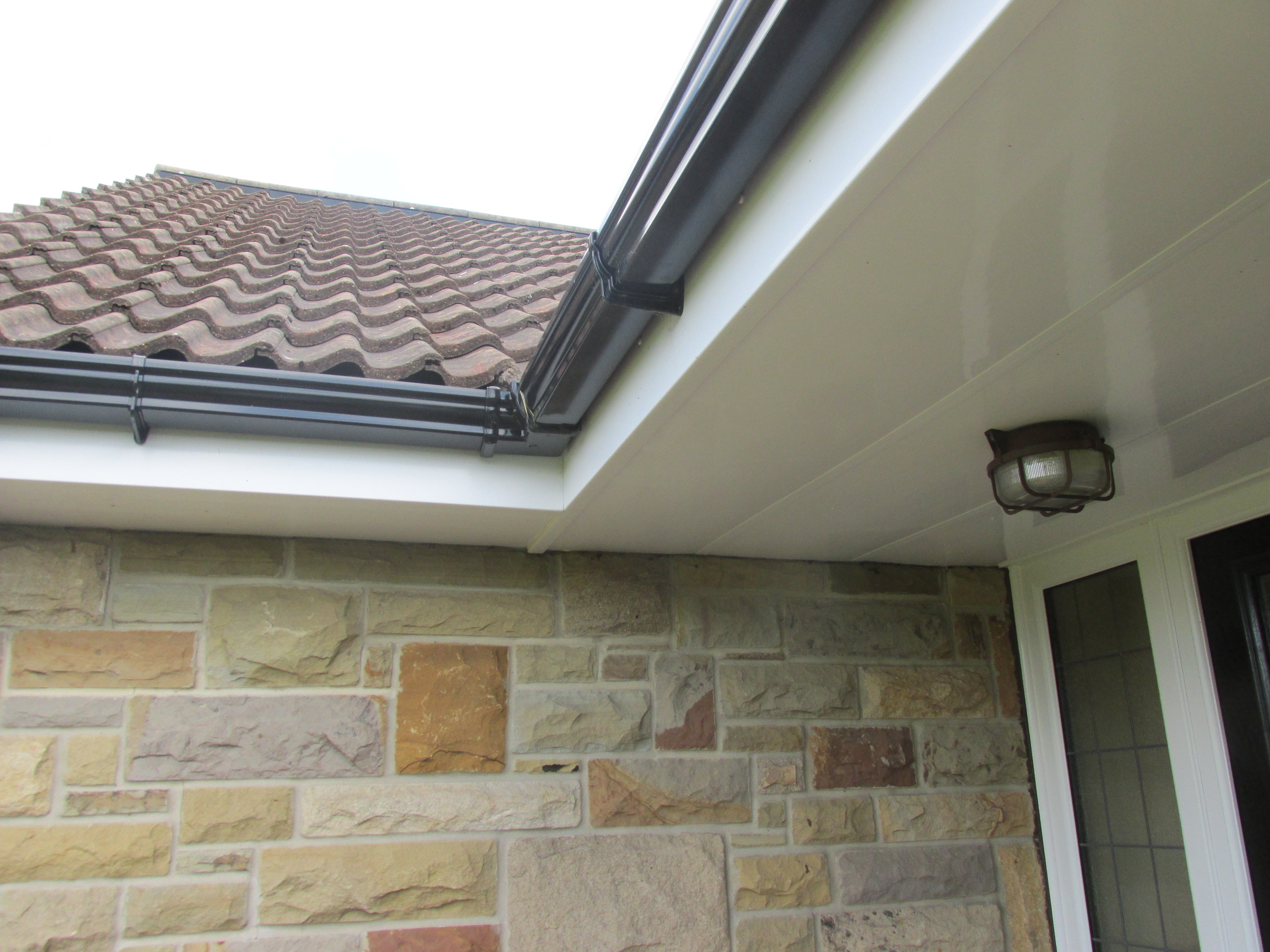 An example of double glazing repairs in West Yorkshire