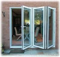 View of a Aluminium Bi-Fold Door