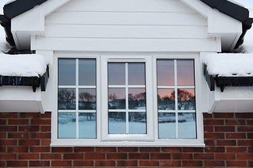An example of our UPVC windows in West Yorkshire