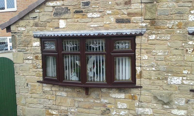 View of installed windows by professional in Normanton