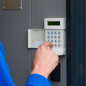 Domestic access control system
