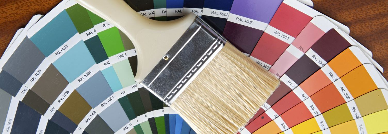 Color chart for professional residential painters in Lakeside, AZ