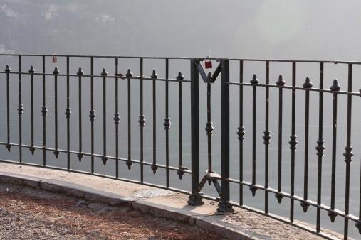 ringhiere in ferro per balconi