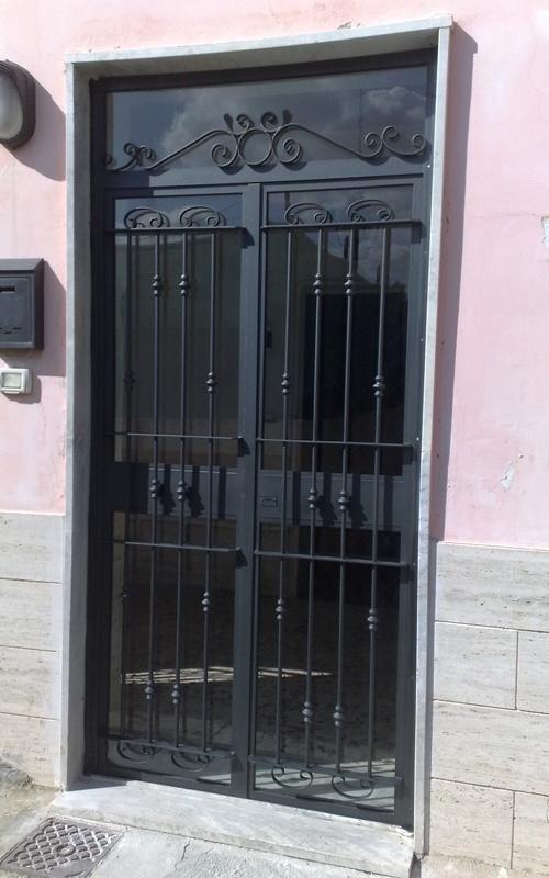 Cancello di sicurezza