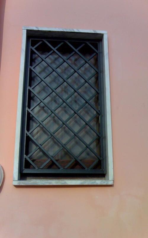 Inferiata per finestre