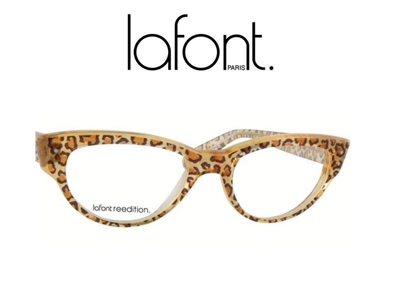 occhiali da vista leopardati
