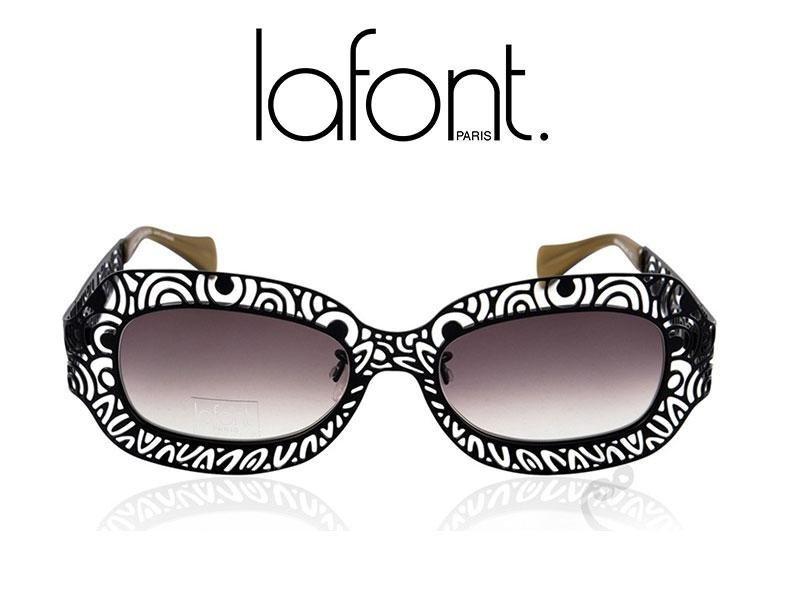 occhiali da sole di color nero e lenti grigie