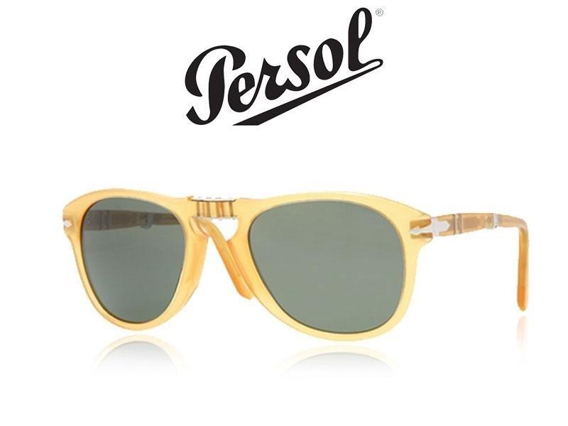 occhiali da sole di color giallo
