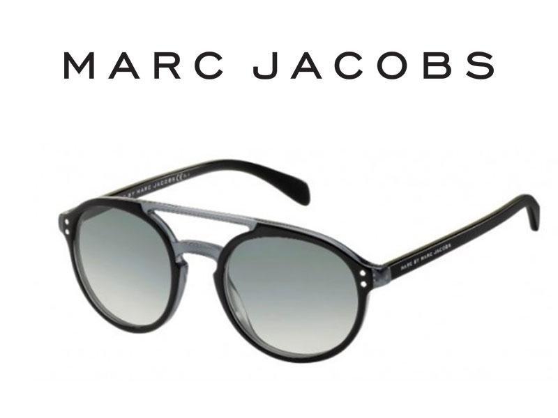 occhiali da sole Marc Jacobs con lenti rotondi