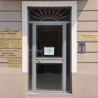 Poliambulatorio San Lorenzo, Canelli, Asti