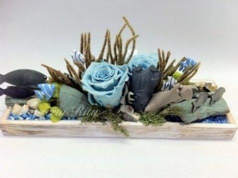 centrotavola floreali, decorazioni floreali
