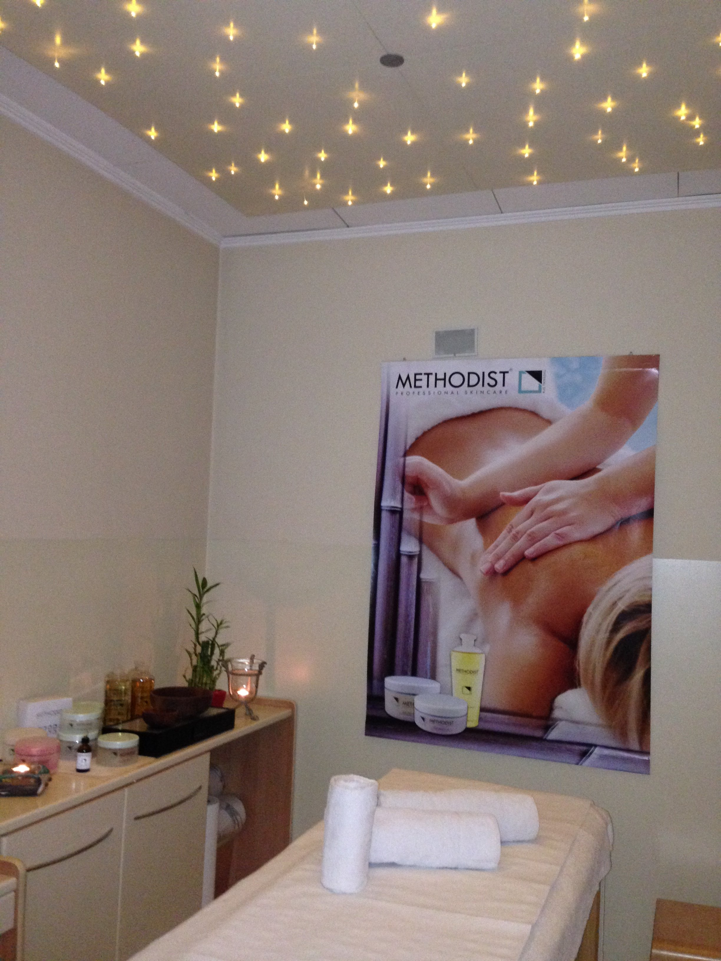 lettino centro massaggi