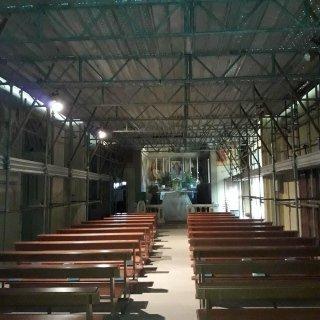 ponteggi chiesa