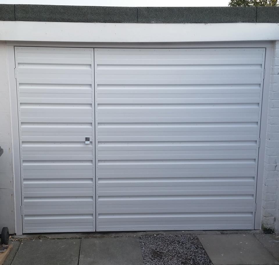 Roller Garage Doors installation