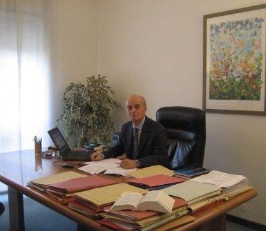 Lo studio legale dell'Avv. Vittorio Viganò