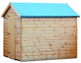 Garden shed - Billericay, Essex - Perrys Portables - Garden shed