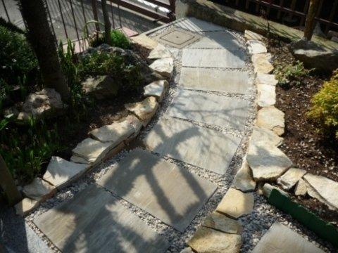 pavimenti esterni pietra