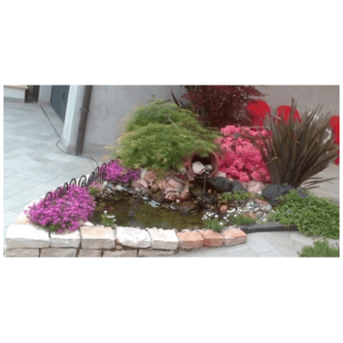 allestimento giardini