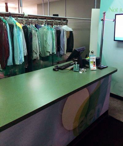 dry cleaner new haven