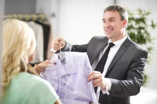Green Dry Cleaning, chemical free drycleaning