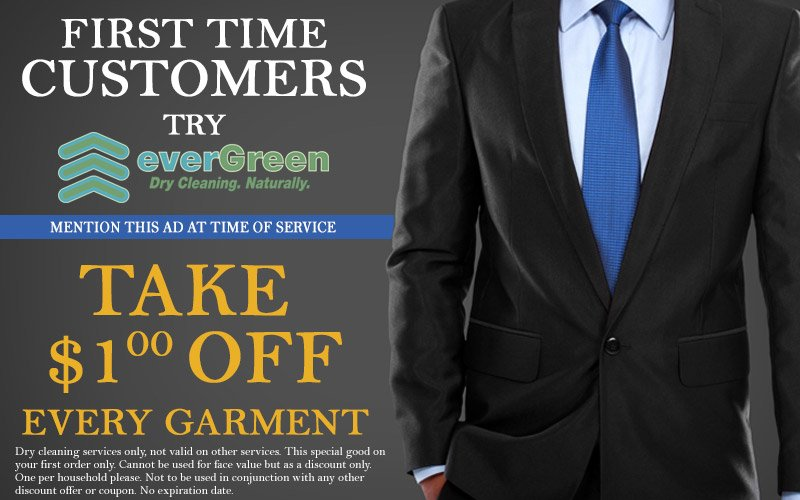 dry cleaning coupon, dry cleaners fort wayne