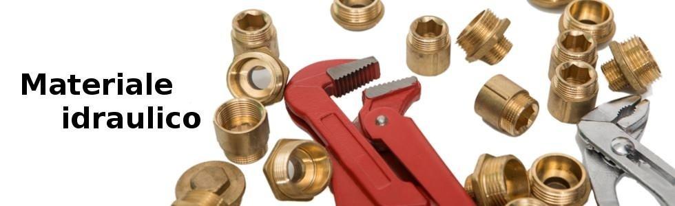 materiale idraulico