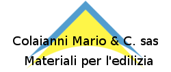 Colaianni Mario Materiali per l'edilizia