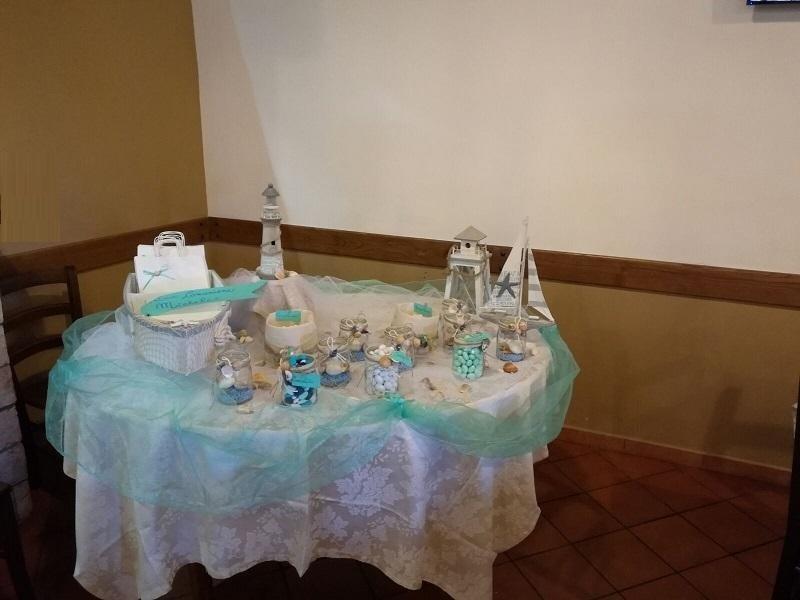 ristorante festa laurea roma