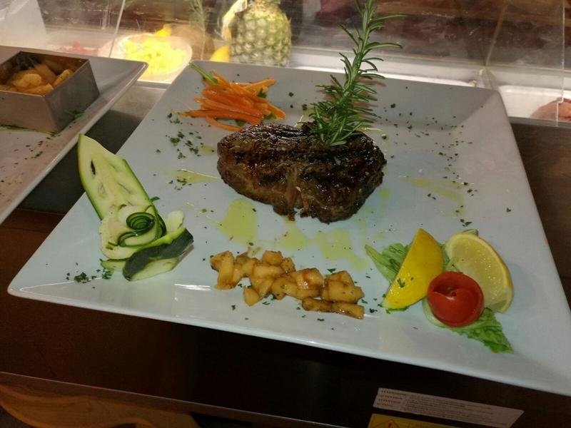 bistecca fiorentina roma